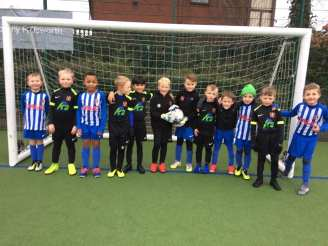 Under 7s Blues & Whites