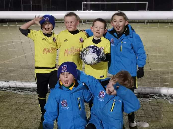 Under 7s Colts
