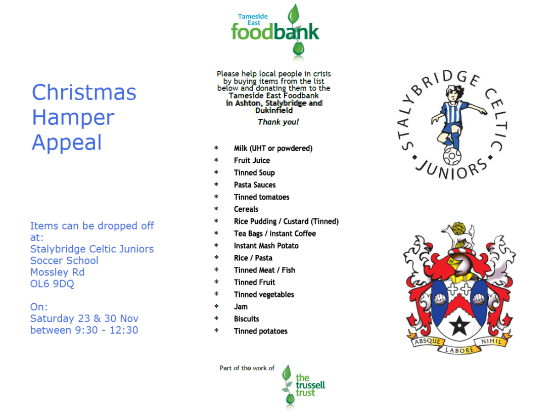 Foodbank Poster