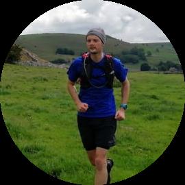 Liam Whitehead running